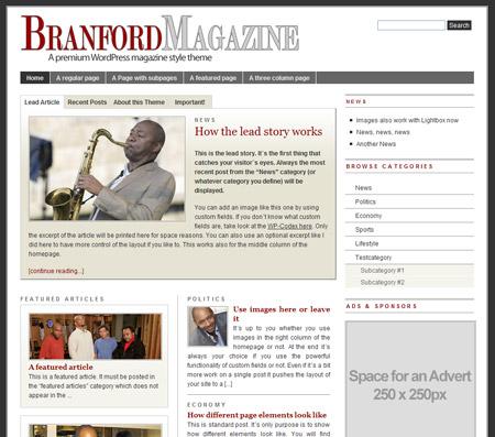 Brandford Magazine