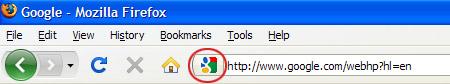 Google New Favicon