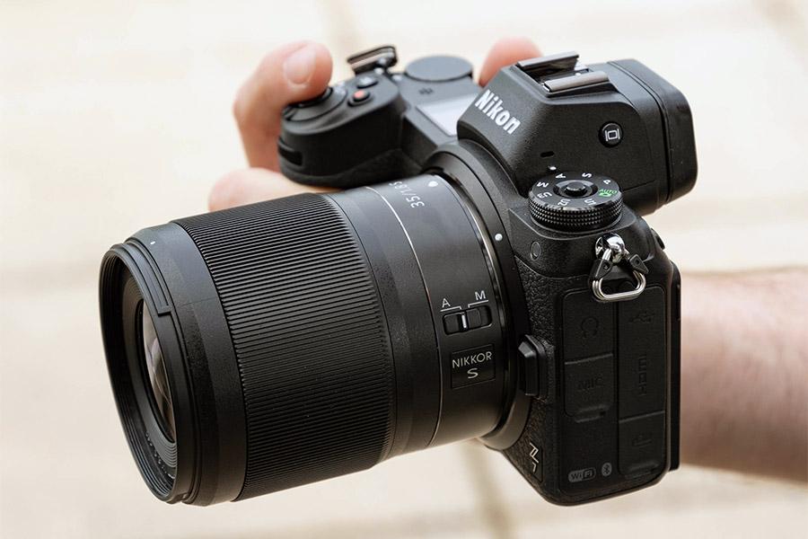 Nikon Z7 FX-Format camera