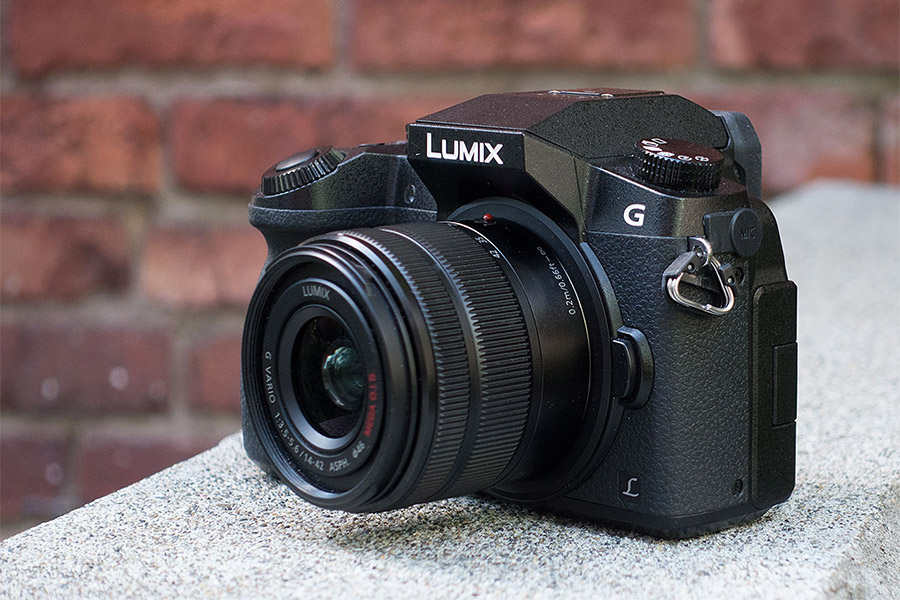 Panasonic Lumix G7 - an excellent camera choise