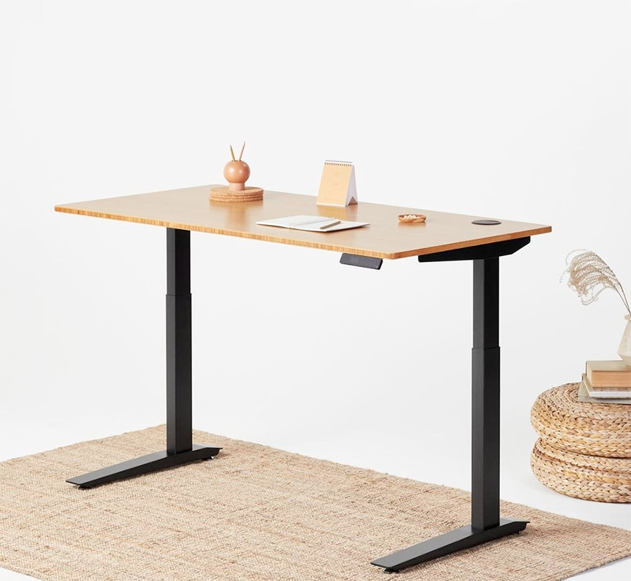 Fully Jarvis Bamboo desk