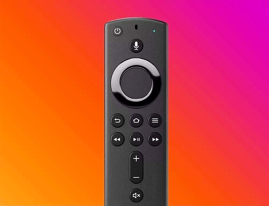 Pairing Amazon Fire TV Stick remote