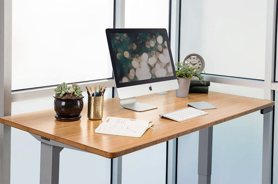 Uplift V2 electric standing desk