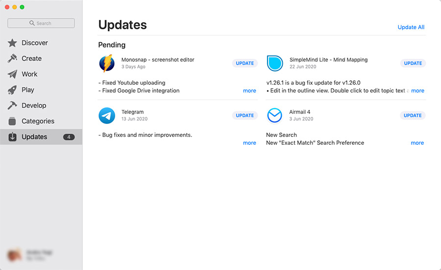 Make sure to updates all of your installed apps